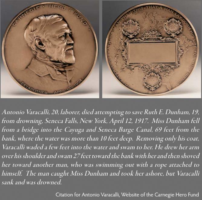 Carnegie Hero's Medal
