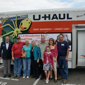 Road Trip launch in Port Orchard