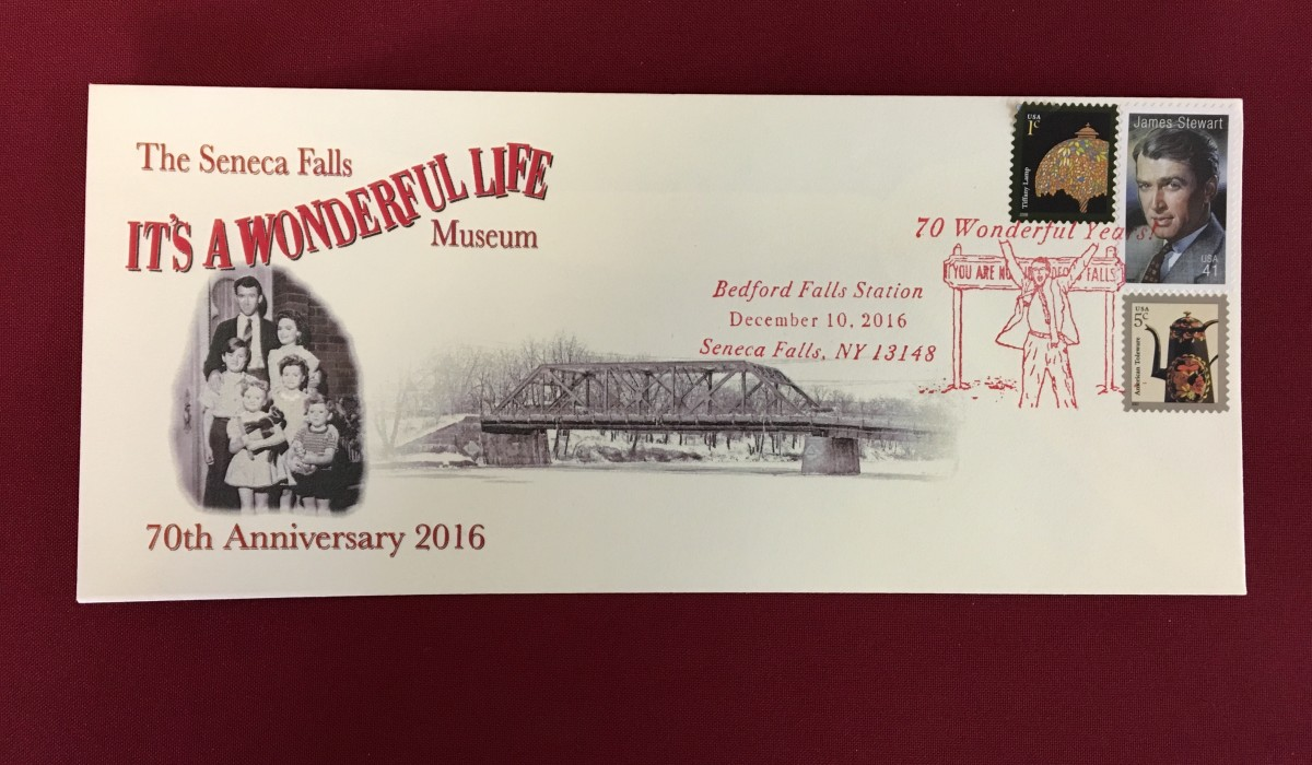 First Day Cover 2016: 70th Anniversary