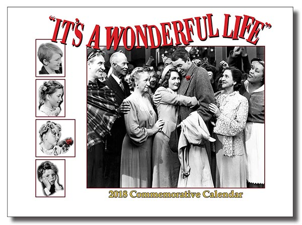 2018 Calendar It 39 S A Wonderful Life Museum